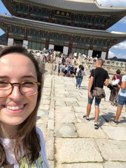 Camille Henley South Korea